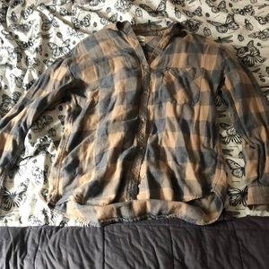 Wilfred flannel